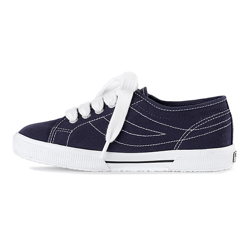 2961 CONTRAST STITCHING Navy-White - White_S8111GW942