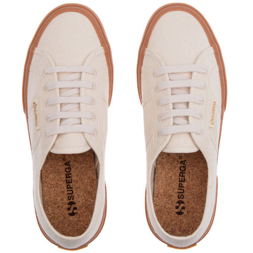 2750 ORGANIC CANVAS NATURAL BEIGE-GUM_S112IWWA01