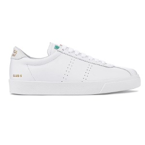 [EXCLUSIVE] 2869 CLUB S COMFLEAU ITALIA WHITE GOLD_S111IGW901